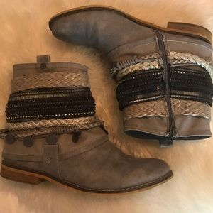Boho Bullboxer Boots